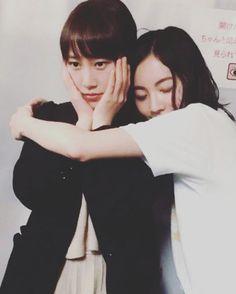 Puppy and Rena #matsuijurina #matsuirena #ske48 #akb48 #nmb48 #hkt48 #puppy #girls #wmatsui #exmember #bff #sister #alwaystogether #jpop #japaneseidol #actress #model #love #kawaii #cute #pretty #together #joinow #followme