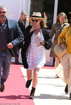 Vanessa Paradis, Cannes Film Festival, May 2016