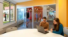 Harvard Business School i-Lab - Creative Office Pavilion