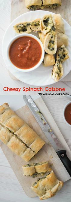 ... images about Dinner on Pinterest | Pretzel dogs, Calzone and Stromboli