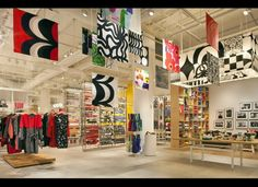 Marimekko's New York Flagship Store - to visit when in town