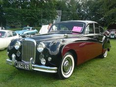 1958 Jaguar Mark VIII by Dan-D-Man2008, via Flickr
