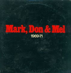This is Grand Funk Railroad Mark, Don & Mel 1969-71 vinyl record album set. The pictures are of the actual album cover. It is recorded on Capitol Record Label #SABB-11042 in 1972. There are light play