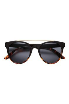43e3d5d0824 Sunglasses - Black Patterned -