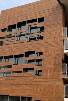 sistemas de fachadas plaza u monterrey fachada fundermax