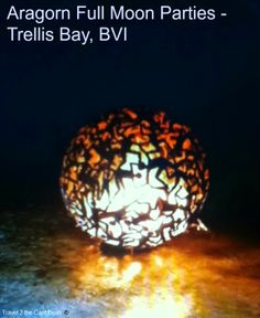 Fireball Full Moon Party at Trellis Bay BVI