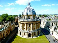 Bodleian Library - Oxford - UK