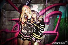 "MINKPINK ""LALA LAND"" Campaign"