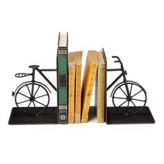 Serre-livres Noir - Bycicle - Les objets décoratifs - Vases et objets de déco - Salon et salle à manger - Décoration d'intérieur - Alinéa