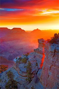 Travel America The American Experience| Serafini Amelia| Grand Canyon Sunset