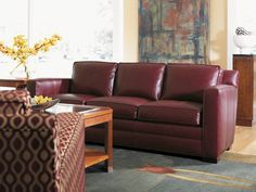 Stickley Furniture - available at Verbarg's Furniture