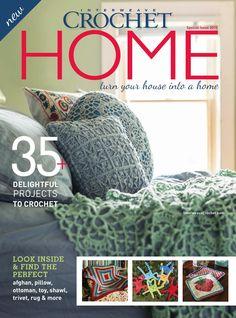 Interweave crochet home