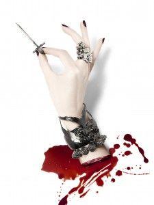David Newton - Thou Shalt Not Steal Jewelry Photography, Still Life Photography, Editorial Photography, Jewelry Editorial, Halloween Jewelry, Jewellery Display, Jewlery, Fashion Jewelry, Style Inspiration