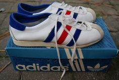 Nothing says Hipster like Vintage adidas