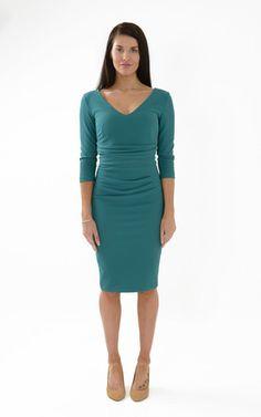 The Chloe Persian Green