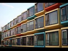 50 Best Shipping Container Hotels Images Container Architecture