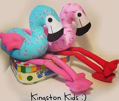 FunkyFriendsFactory | gallery | homemade softies | handmade baby toy patterns | kits | Funky Friends Factory