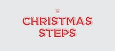 The Christmas Steps in Bristol