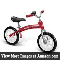 Radio Flyer Glide & Go Balance Bike Red Review