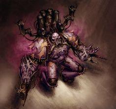 Rotaken,Emperor's Children,Warhammer 40000,warhammer40000, warhammer40k, warhammer 40k, ваха, сорокотысячник,фэндомы,Slaanesh,Chaos (Wh 40000),Noise Marine