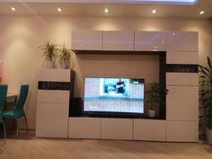 Стенка в гостинную) - запись пользователя Анна (id1378857) в сообществе Дизайн интерьера в категории Интерьерное решение гостиной - Babyblog.ru