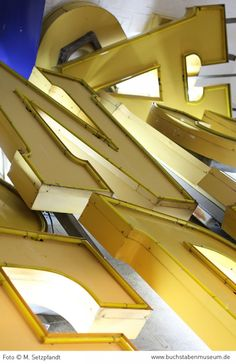 The Letter Museum in Berlin >http://www.yatzer.com/The-Letter-Museum-in-Berlin
