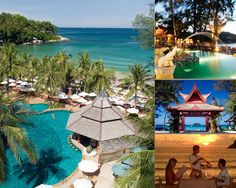 Thailand beach resort!