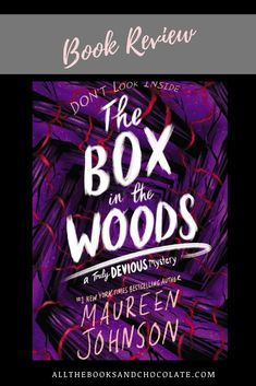 The Box in the Woods is the fourth book in the Truly Devious series, and while I love these characters, I don't know that another book was needed. Must Read Novels, Best Books To Read, Good Books, Blog Tumblr, Happy Reading, Reading Challenge, Sarcastic Humor, Book Reviews, Love Book