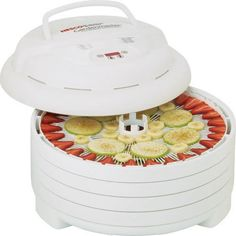 This is the best food dehydrator, jerky dehydrator you will ever use. Don't even think of buying anything else if you are making homemade jerky. This site also has a ton of award winning jerky recipes that have won purple ribbons. Food Dehydrator Reviews, Nesco Dehydrator, Best Food Dehydrator, Dehydrator Recipes, Tostadas, Chefs, Jerky Maker, Specialty Appliances, Kitchen Appliances