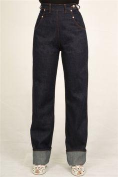 Rivet Jeans || Freddies of Pinewood