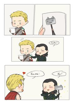 It's ok [Extra] 4/4 #Thorki #Ragnarok