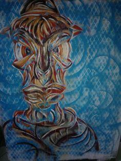 zaytoua, [self]portrait, 2012