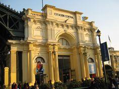 Estación Central Santiago Chile (novcont)