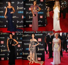 Who Was Your Best Dressed At The 2012 Logie Awards