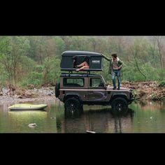 Land Rover Defender/Series — brotoolbox: Mr. Vanni Oddera