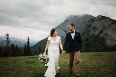 Banff Destination Wedding Photographer   Meg + Cam - Brittany VanRuymbeke Photos + Films Wedding Film, Wedding Day, Short Trip, Live In The Now, Banff, Destination Wedding Photographer, Brittany, Ontario, Films