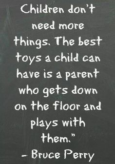 Yes! One of the reasons we always try to do something different with Allie! She doesnt watch cartoons that often, we play learning games not only to teach her but to spend that time with her.