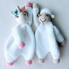 PATTERN ONLY Sleepy Comforter bundle crochet lovey crochet | Etsy Crochet Lion, Crochet Giraffe Pattern, Crochet Sloth, Crochet Penguin, Crochet Lovey, Crochet Toys, Crochet Patterns, Baby Comforter, Dinosaur Comforter