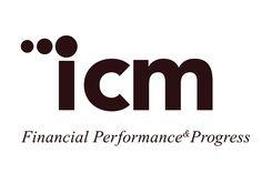 Logo ICM Tech Companies, Investing, Company Logo, Logos, Logo
