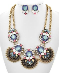 Digby Soiree Statement Necklace