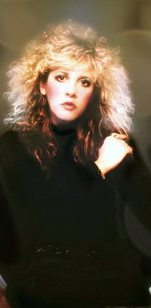 Stevie Nicks (courtesy of Michelle Gamble & Rosemary Cantali, photographed by Herbert Worthington III)