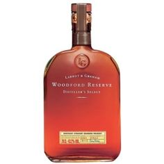 Woodford Reserve Distillers Select Kentucky Straight Bourbon Whiskey, 43.2% ABV | 70cl