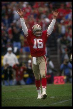 3. Joe Montana, San Fransisco 49ers, Kansas City Chiefs