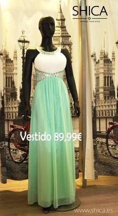 #Vestidos de noche #Shica