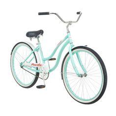 {Oceanside Cruiser Bicycle} makes me think of spring