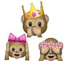 emoji aapje - Google zoeken
