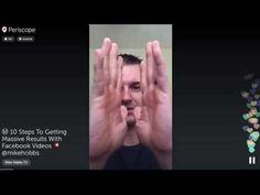 10 Step Facebook Video Marketing Formula