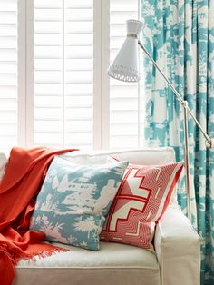 Mix and match your #home with patterns and #prints like a pro with these pattern #decorating tips!