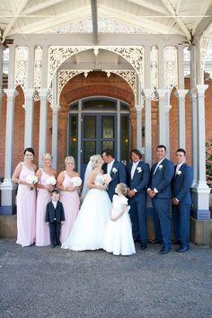 The beautiful wedding of Natalie and Gavin at Duntryleague Orange - 31 January 2015 Amazing Weddings, Bridesmaid Dresses, Wedding Dresses, Lace Wedding, January, Orange, Beautiful, Fashion, Bridesmade Dresses