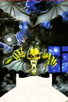 Derek Riggs | fear+of+the+dark+derek+riggs.jpg